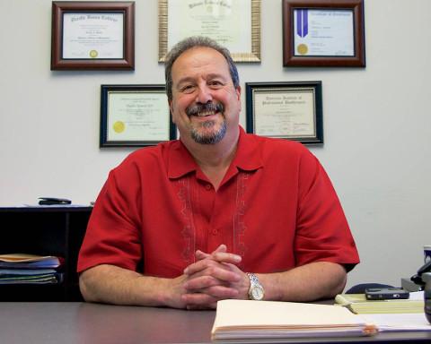 Nicolas Hamati, Principal EA
